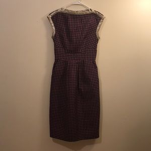 Marc by Marc Jacobs Clover check dress 2